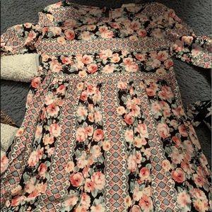 Boutique spring dress